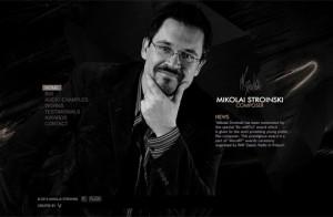 Mikolai Stroinski Composer