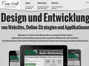 Webentwicklung