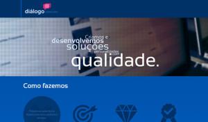 diálogo webstudio