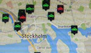 Taxi Jakt Sweden