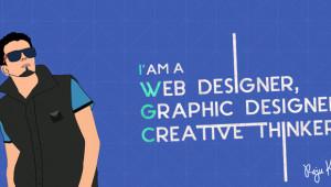 Web Designer Raju
