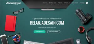Jasa Desain Grafis, Website untuk UKM
