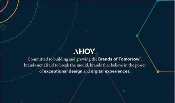 AHOY – Web Design Manchester