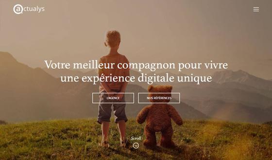 Actualys – Digital agency