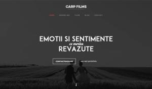 CarpFilms – Filmare si Videografie Nunta