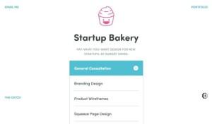 Startup Bakery