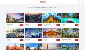 JetHop – Find Travel Inspiration